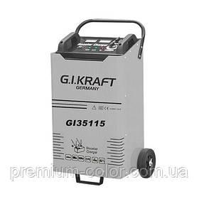 Пусковий зарядний пристрій 12/24V, 3600A, 380V G. I. KRAFT GI35115