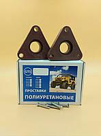 Проставки Рено Сценик 4 Renault Scenic 4 полиуретановые передние, фото 1