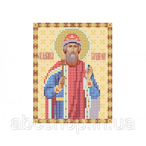 """""""Святий Володимир"""" - Схема для вишивки бісером ікони"""