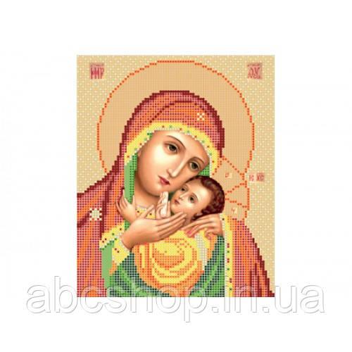 """""""Божа матір Касперівська"""" - Схема для вишивки бісером ікони"""