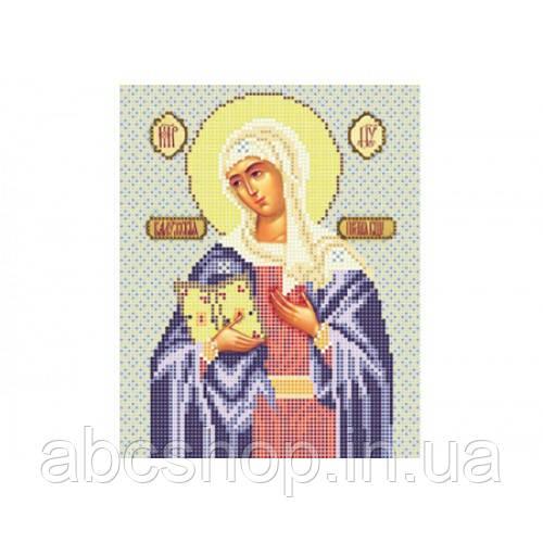 """""""Божа матір Калужська"""" - Схема для вишивки бісером ікони"""