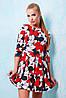 Яркое женское платье с Мики-Маусом