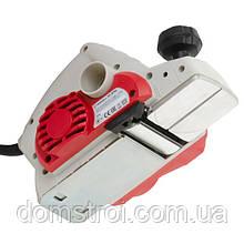 Электрорубанок, 650Вт, 16000об/мин, 0-2мм, нож 82мм INTERTOOL DT-0745