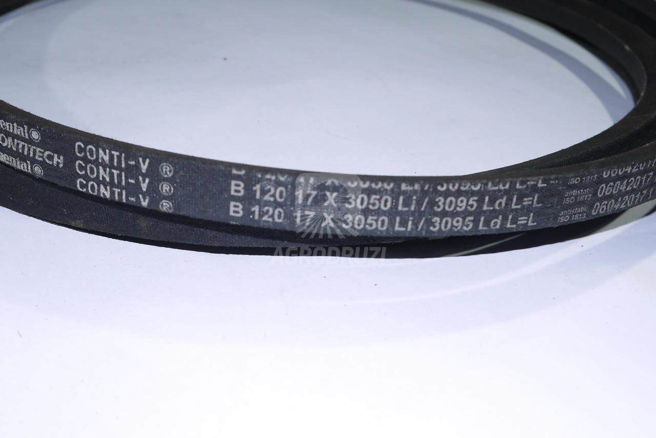 Ремінь 17X3115La CONTINENTAL AGRIDUR 750288
