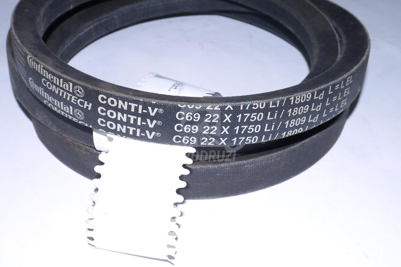 Ремінь 22x1750 Continental