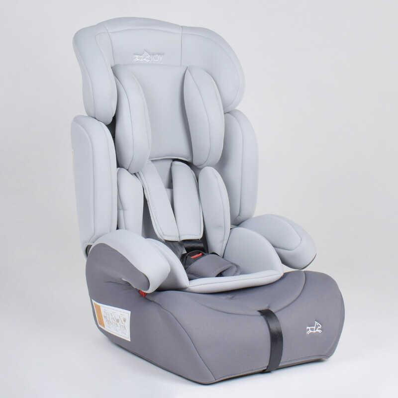 Дитяче автокрісло JOY 50923 (4) універсальний, група 1/2/3, вага дитини від 9-36 кг