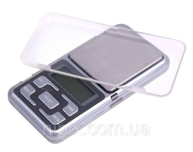 Ювелирные электронные весы Pocket Scale MH 500