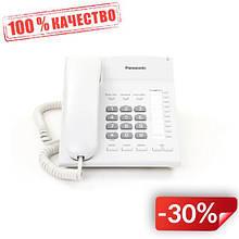 Телефон Panasonic KX-TS2382UAW (63555)