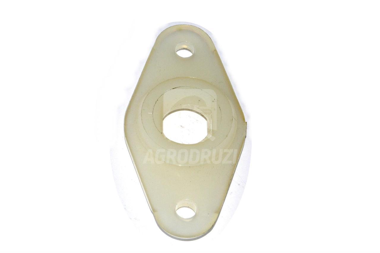 Втулка пальця шнека пластикова (3 отвори) Z30752, 264067M1