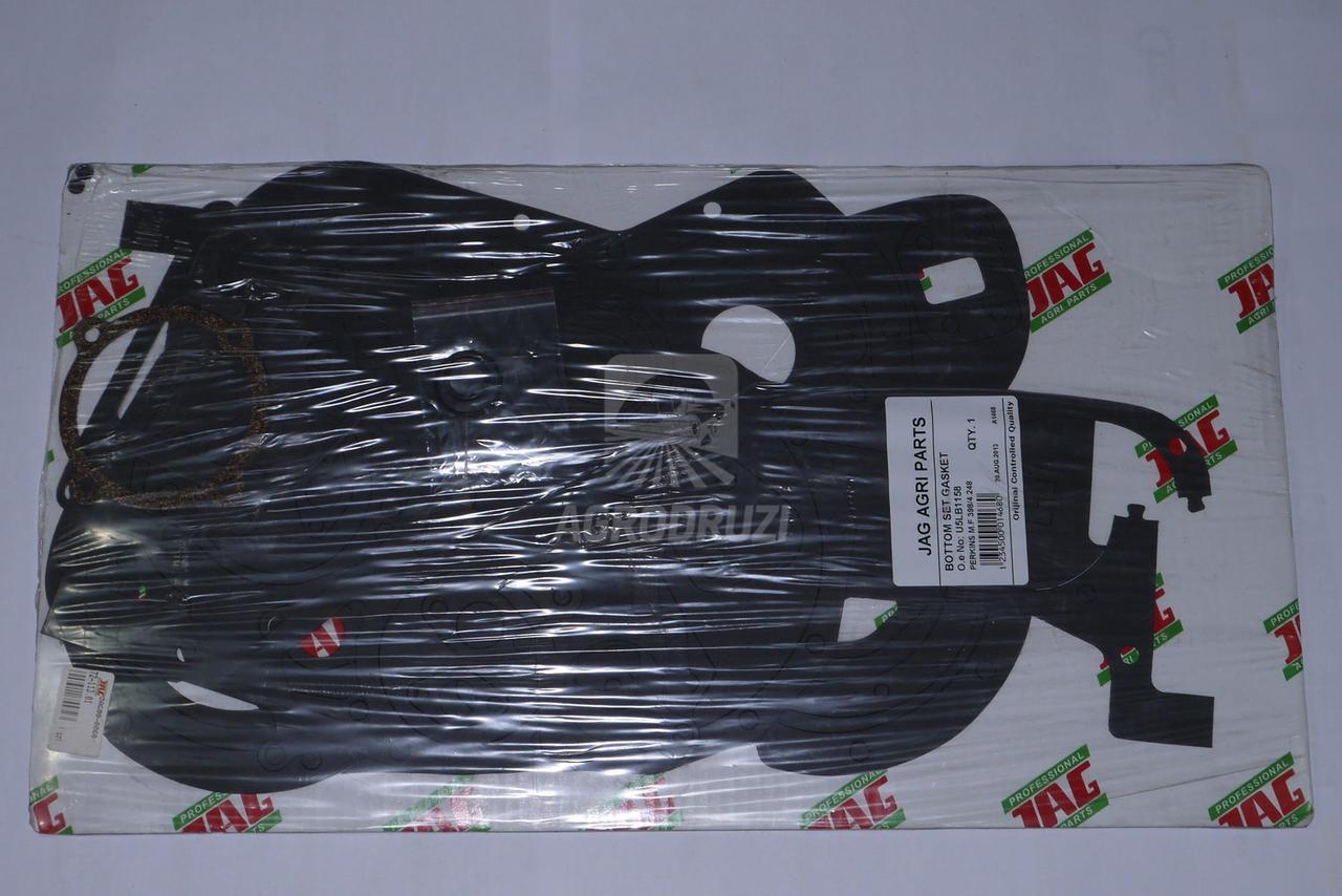 Комплект прокладок (низ) мотор 4.236