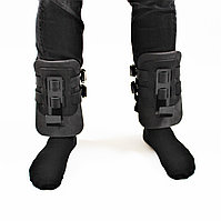 Гравітаційні черевики (інверсійні гаки для турніка) тренажер для спини і преса OSPORT Lite Black