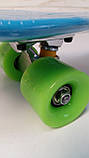 Скейт, PU колеса, размер 70*20 см , Fish Skateboard, SL-F04, фото 3