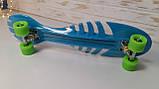 Скейт, PU колеса, размер 70*20 см , Fish Skateboard, SL-F04, фото 2