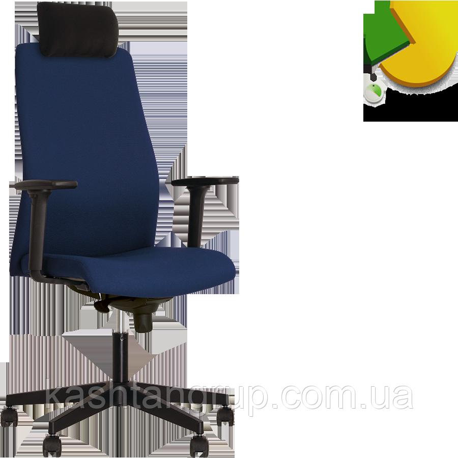 Кресло SOLO R HR black SFB PL70