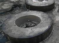 Кришки бетонні посиленні 2200*240 мм