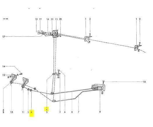 Направляюча втулка шнурка (металева) 0361.08.00.00