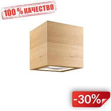 Дерев'яний бра-світильник Adlux Victoria SLW-100-A Ясен (2963)