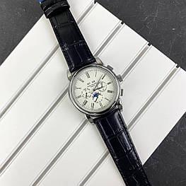 Мужские наручные часы Patek Philippe Grand Complications Roman Black-White