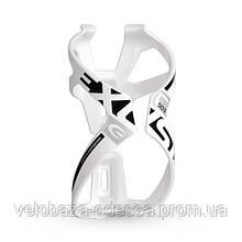 Флягодержатель EXUSTAR BL503 Nylon + стекловолокно белый