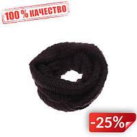 Снуд H&M 124108304 One Size Черный (2000000863177)