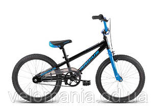 "Велосипед 20"" Radius Primo AL Gloss Black/Gloss Blue"