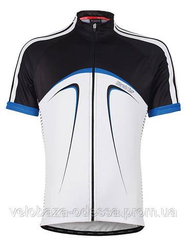 Джерси Bicycle Line кор. рукав, размер L black, фото 2