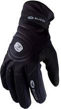 Перчатки Sugoi RSR ZERO, дл. палец, мужские, black (черные), S