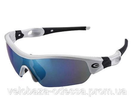 Очки EXUSTAR CSG09-4IN1, 4 линзы в комплекте, белые, фото 2