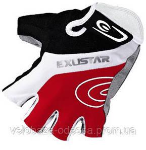 Перчатки EXUSTAR CG240 красн. L, фото 2