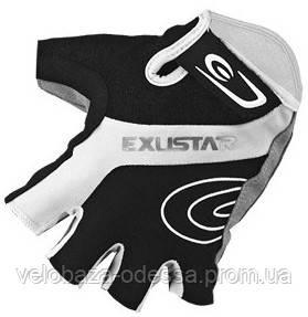 Перчатки EXUSTAR CG240 черн M, фото 2