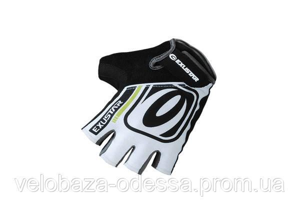 Перчатки EXUSTAR CG281WH белый S, фото 2