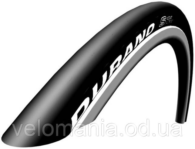 Покрышка 700x23C (23-622) Schwalbe DURANO S R-Guard Folding RS/B-SK HS376 DC IB