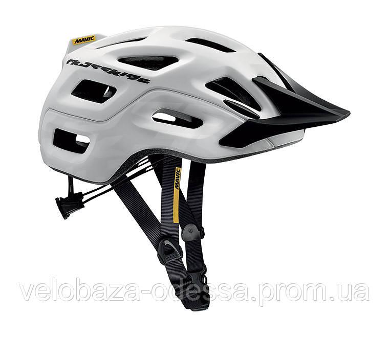 Шлем Mavic CROSSRIDE размер M (54-59см) White/White белый
