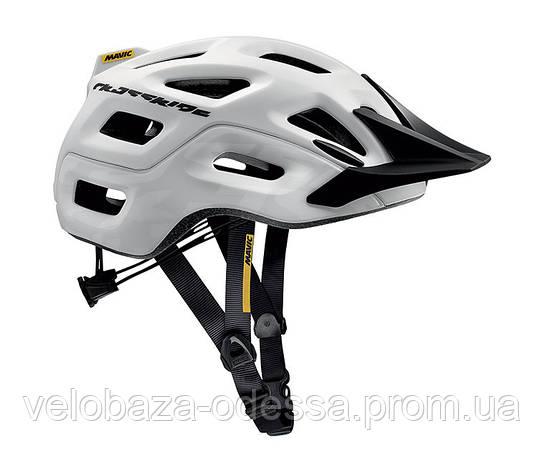 Шлем Mavic CROSSRIDE размер M (54-59см) White/White белый, фото 2