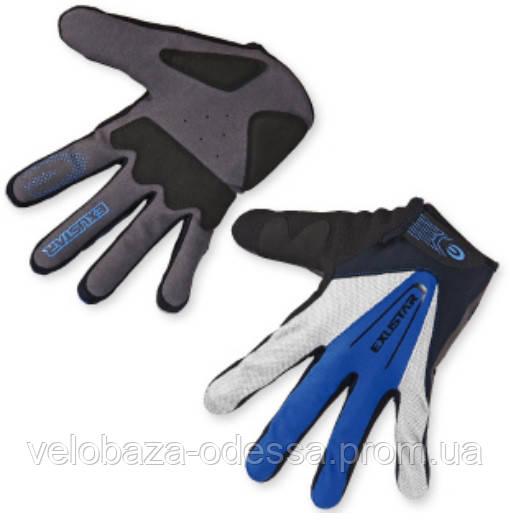 Перчатки EXUSTAR CG730 черный L