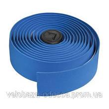 Обмотка руля PRO Sport control синяя EVA