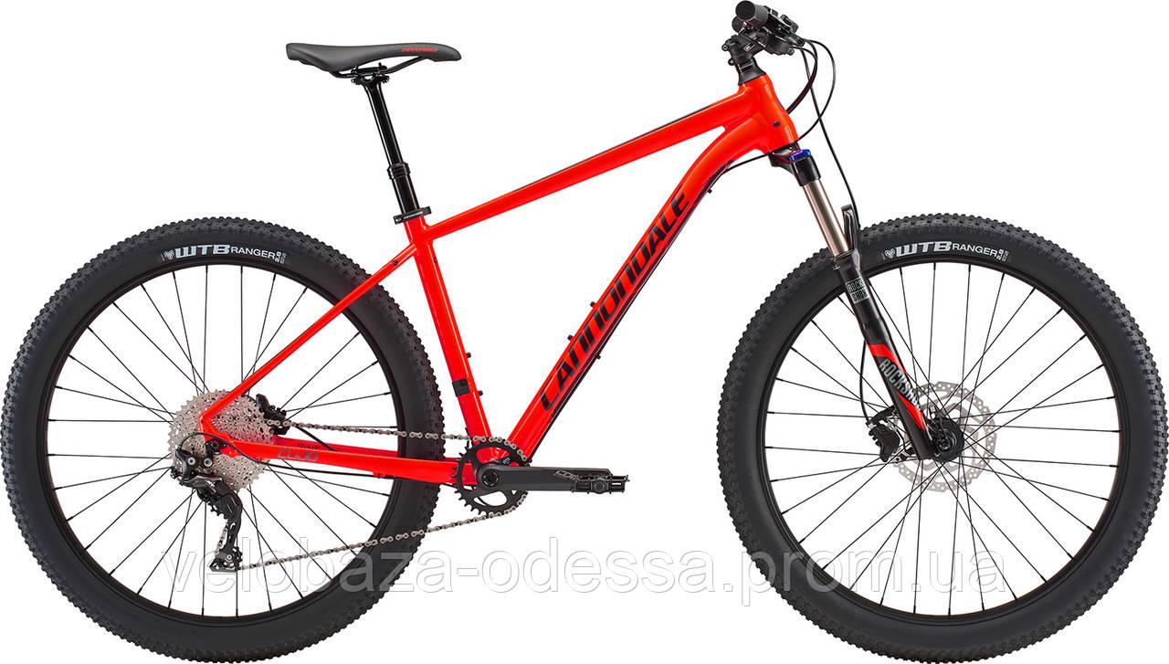 """Велосипед 27,5+"""" Cannondale CUJO 1 рама - S 2019 ARD"""