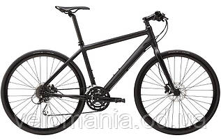 "Велосипед 28"" Cannondale BAD BOY 3 рама - M черный 2016"