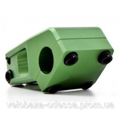 Вынос руля FLYBIKES BAJA 10/19мм flat green, фото 2