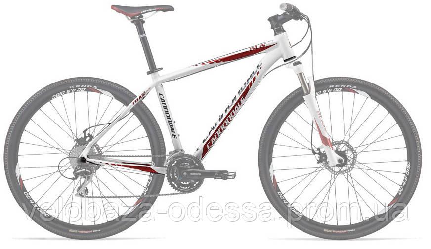 """Рама Cannondale 29"""" Trail SL 5 рама - M белая 2012"""