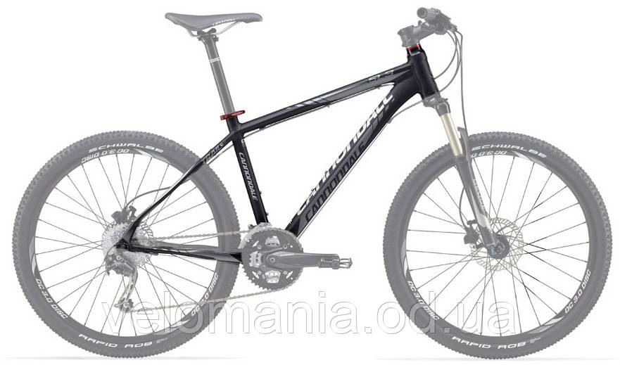 "Рама Cannondale 26"" Trail SL 3 рама - L черная 2012"
