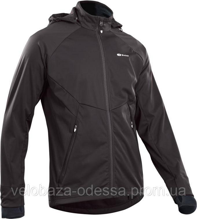 Куртка Sugoi FIREWALL 180, мужская, черная, S