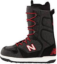 Ботинки сноубордические 686 Times NB 790 разм.10,5,Gunmetal