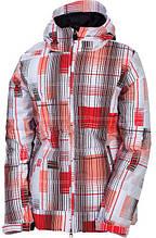 Куртка 686  Mannual Echo Insulated жен.М, Coral Plaid