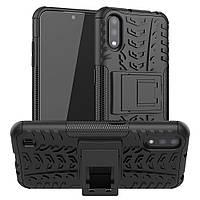 Чехол Armor Case для Samsung Galaxy A01 Black