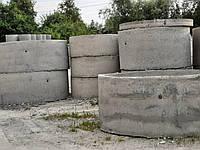 Кільце каналізаційне  Н600* Ø2000* Ø2200 мм., фото 1