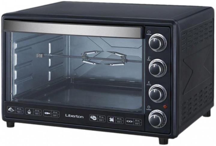 Электропечь Liberton LEO-650 Black