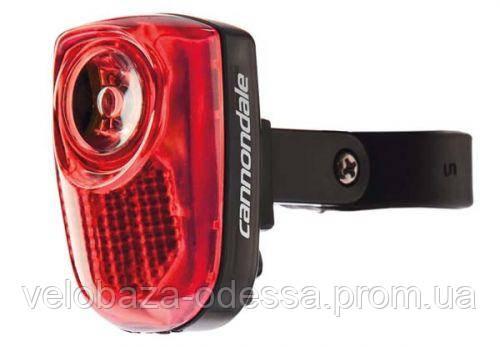 Фонарь задний Cannondale HINDSITE ULTRA 1/2W черный, светодиодн