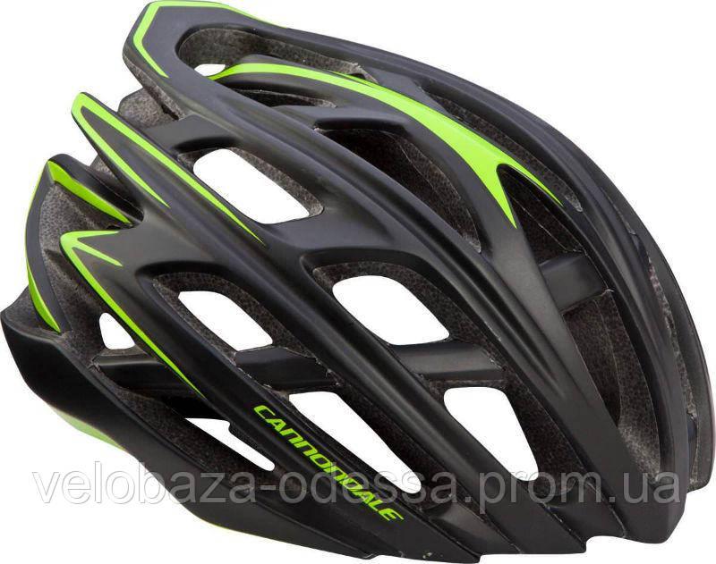 Шлем Cannondale CYPHER размер M 52-58см black-green