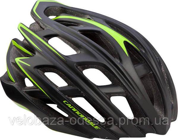 Шлем Cannondale CYPHER размер M 52-58см black-green, фото 2